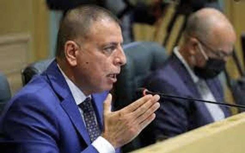 الفراية يؤكد تسلم أردنيين تسللا ل�
